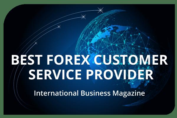Best Forex Customer Service Provider International Business Magazine